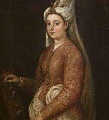 Mehrimah ist die Tochter des Sultans Suleiman. Biographie der mondgesichtigen Prinzessin