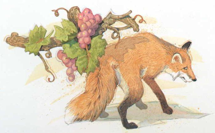 Quando la volpe non arriva all uva su solo io