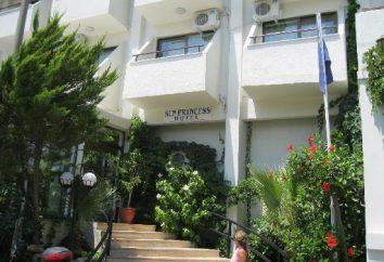 Sun Princess 3 * (Marmaris, Turcja): opis hotelu i opinie