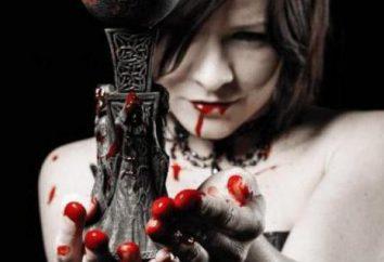 Nazwy wampirów dla mężczyzn i kobiet