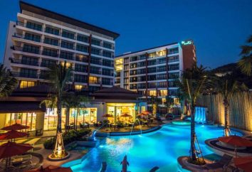 El hotel Beach Heights Resort 4 * (Phuket, Tailandia): descripción y fotos