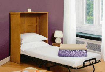 Szafa łóżko z rękami. Jak zrobić łóżko, szafa wnękowa, własnymi rękami