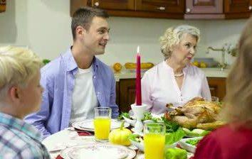 Preghiera prima dei pasti: richiesta e ringraziamenti