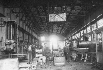Bryansk Engineering Anlagen – der Stolz der Region