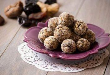 dolci fatti in casa di frutta secca e noci – dolcezza utile