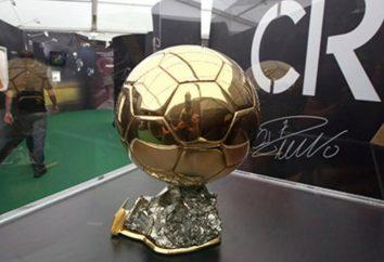 """Messi, una vez más eligió el """"Balón de Oro"""" Ronaldo"""
