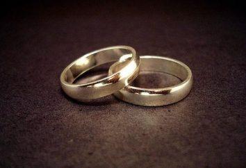 L'iscrizione sul l'anello di nozze – un simbolo di lealtà e amore, o una moda?
