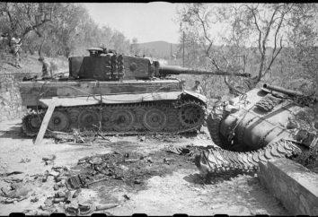 Druga wojna światowa: zbiorniki jako główny element broni