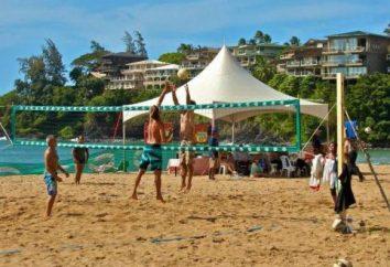 Zawody w siatkówce plażowej: oficjalne zasady. Przestrzeganie zasad siatkówki plażowej