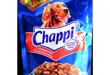 """Food """"chappy"""": skład i weterynarze opinii"""