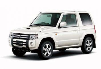 "Opis ""Mitsubishi Pajero Mini"" – oszałamiające SUV-baby"