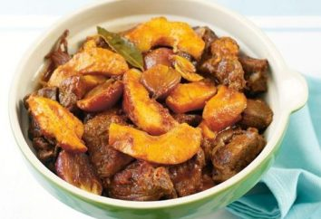 Cosa cucinare per cena: Cotogna ricetta con carne
