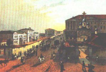 Przemienienia Pańskiego Kościół w Bogorodskoye, jego historii i cudów