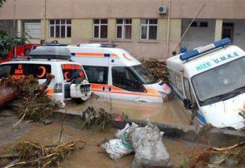 Inondazione di settembre: la Turchia affronta grandi perdite e recessione economica