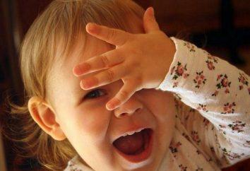 gimnastyka palców dla dzieci: robienie właściwych rzeczy