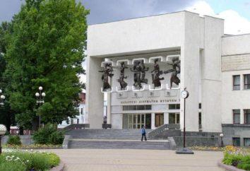 teatr muzyczny w Mińsku: lista planów repertuarowych