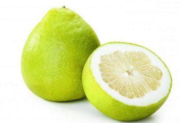 Jak przydatne pomelo? Jak wybrać owoce?