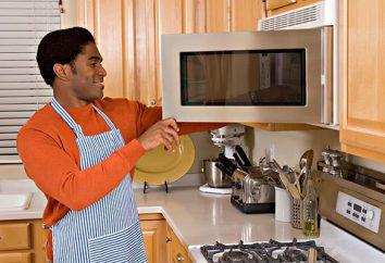 """Como escolher um forno de microondas? Qual empresa é melhor: LG ou Daewoo? Será função """"grill"""" é necessário e que tipo de pratos necessários para um forno de microondas?"""