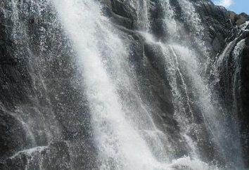 Wodospad Pesztersko – tworzenie ludzkich rąk