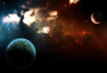 Le sens lexical du mot « espace ». Divers interprétation du terme