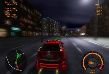 "Come impostare un posto di blocco nel gioco ""Streetracers"" per le automobili differenti?"