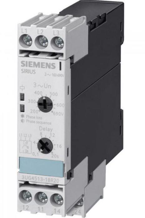 sottotensione 1 x Modulo RN-111M Relè di monitoraggio di tensione; di sovratensione