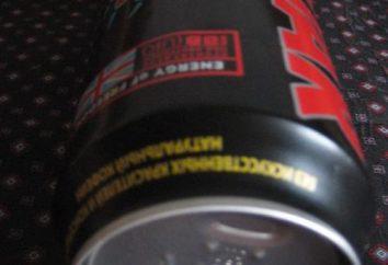 "Drink ""jaguar"": skład i skutki stosowania"