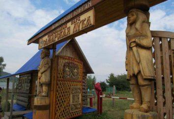 """Samarskaya Luka"" Park Narodowy. obszary chronione"