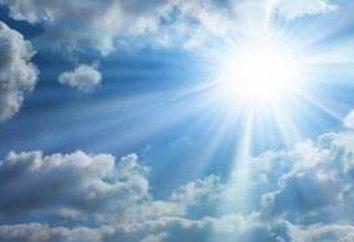 """Come capire l'espressione """"il sole allo zenit"""""""