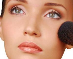 Comment régler le gros nez de maquillage?