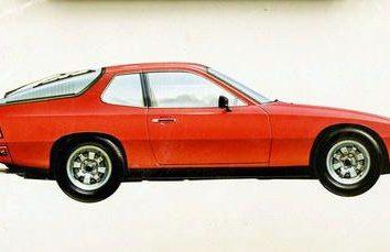 Porsche 924 – niezrównane piękno
