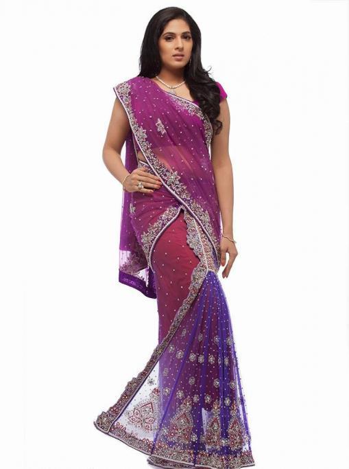 Indische Kleider. Die Dringlichkeit der östlichen Stil der Kleidung ...