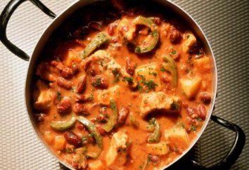 La ricetta originale – di tacchino tritata con la zucca (stufato). Altre opzioni di piatti a base di carne di tacchino