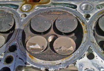 valves de remplacement sur « Priore » (16 soupapes) avec ses propres mains