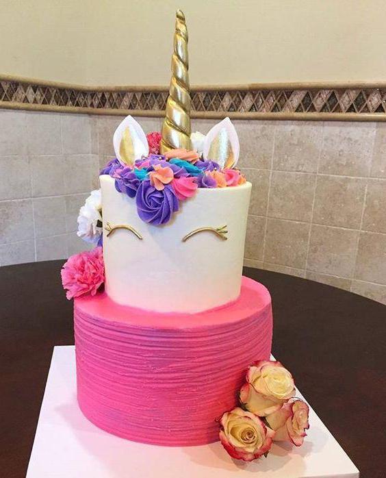 Come fare una torta quot unicorn