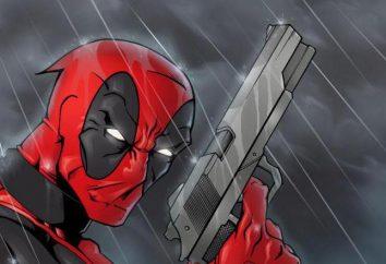 Deadpool histoire et ses capacités étonnantes
