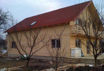 Najlepsze projekty z drewnianym domu z baru. Najlepsze projekty domów drewnianych i domów z poddaszem