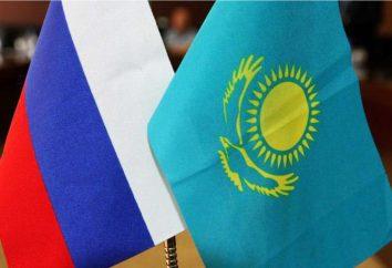 Frontière du Kazakhstan avec la Russie: règles de passage, documents nécessaires