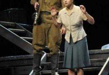 Kursk teatr dramat: historia, repertuar, trupy