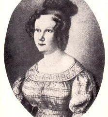 """Características Princesa Troubetzkoy do poema """"mulheres russas"""" Nekrasov"""