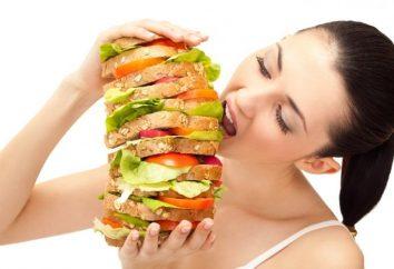 Interprétation des rêves: quel rêve, ce que vous mangez?