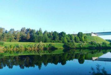 Ponte de Mstinsky – uma estrutura de engenharia única e a aldeia do mesmo nome