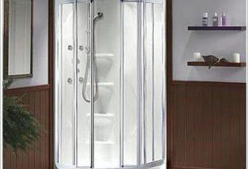 Comentários de cabines de duche