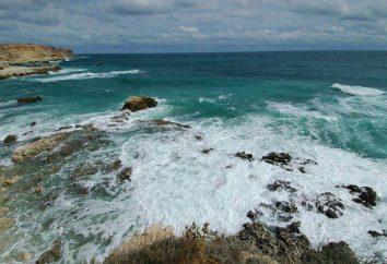 spiaggia storico con acqua cristallina: Blue Bay (Sebastopoli)