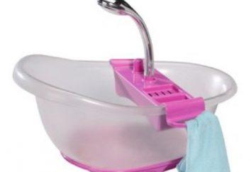 bagno bambino nato Interactive: un ottimo accessorio per la bambola-RSSI e un sacco di emozioni per il vostro bambino