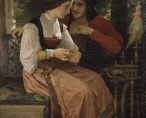 relações de cultura: o que significa noivos?