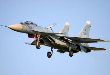 Caratteristica Su-35. Il Su-35: Caratteristiche tecniche, caccia fotografica. caratteristiche comparative del Su-35 e F-22