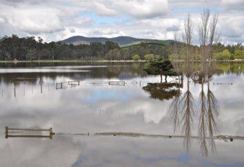Qu'est-ce qu'une inondation? Causes et types d'inondations