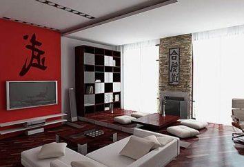 La conception originale du salon