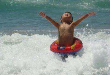 Die optimale Wassertemperatur im Meer zum Schwimmen